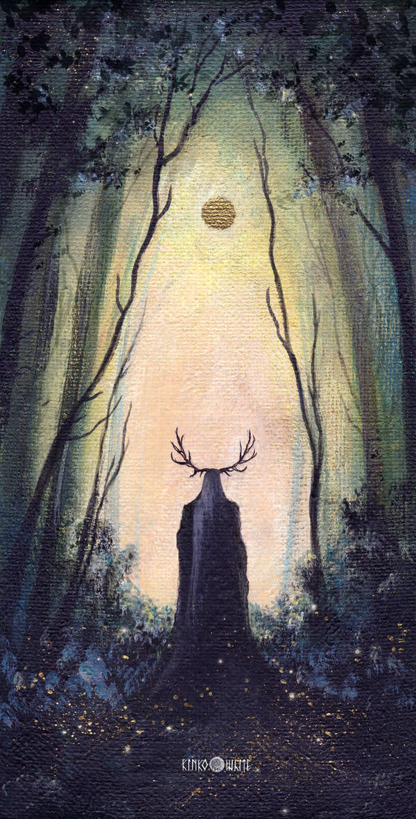 The Forest King by Kinko-White
