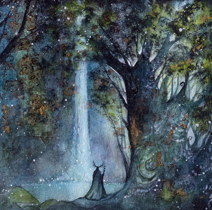 Ancient King by Kinko-White