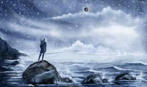 Legolas by Kinko-White