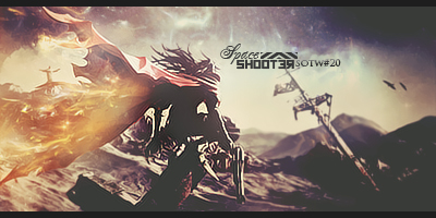 Tag Space Shooter by matheuslemes