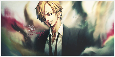 Tag Sanji One Piece by matheuslemes