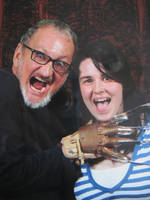 Me And Robert Englund by Lisa99