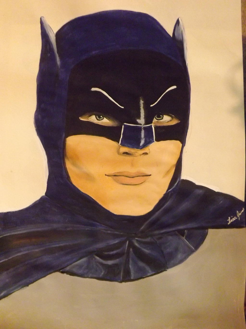 Adam West As Batman by Lisa99