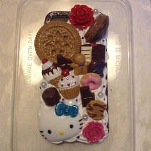 My Decoden Phone/iPod case