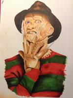 Freddy Krueger  by Lisa99