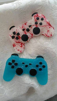 PS3 resin controllers