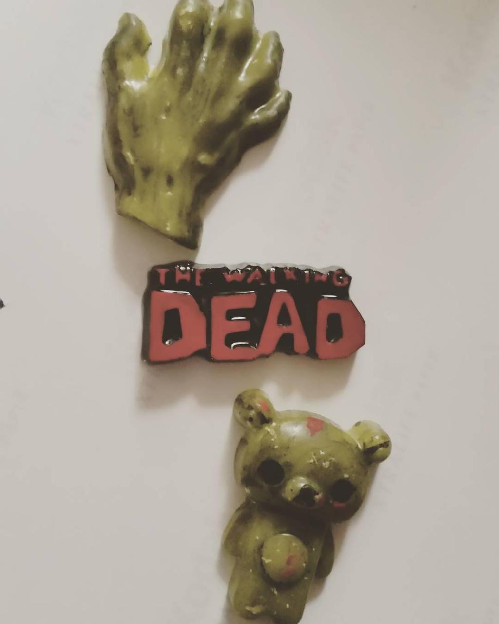 Walking Dead Deco set by Lisa99