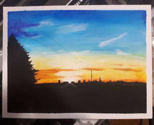 sunrise  by Lisa99