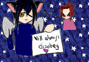 Kyatsu-Demon's Contest by Lisa99