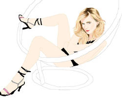 Kirsten Dunst INCOMPLETE by Lisa99