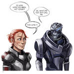 Mass Effect: pet name