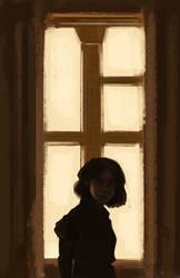 Morning Gloom by ladymadeofglass