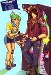 Arcade buddies