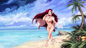 Commission - E'lisa (2)