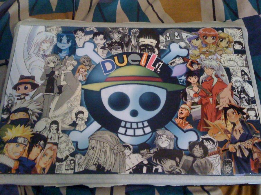 Otaku style by ~duelli on