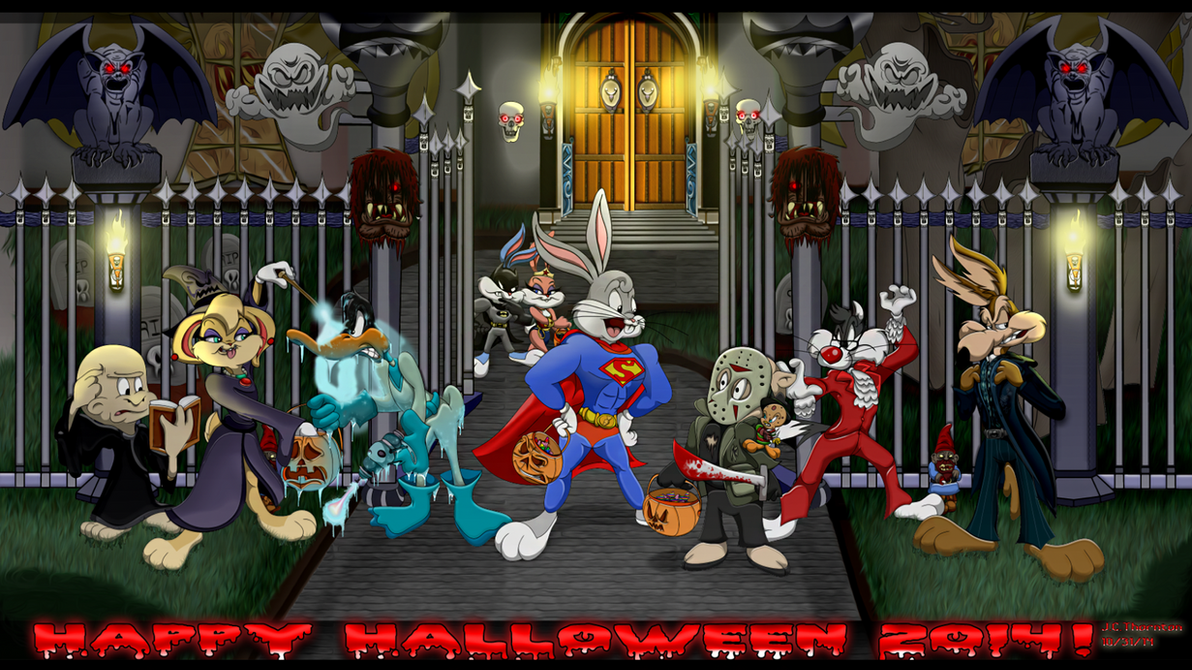 happy halloween!jcthornton on deviantart