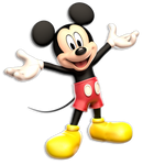 +3D Model Download+ Mickey Mouse