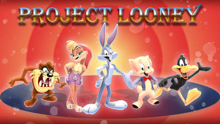 Project Looney: Character Designs