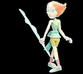 +3D Model Download+ Pearl by JCThornton