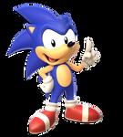 +3D Model Download+ AOSTH Sonic The Hedgehog