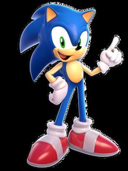 +3D Model Download+ Sonic The Hedgehog