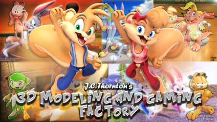 JCThornton's Modeling and Gaming Factory