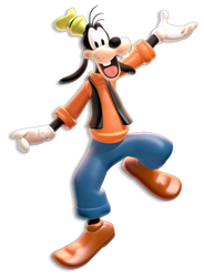 +3D Model Download+ Goofy