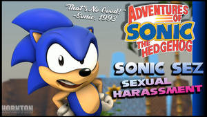 Sonic Sez - Sexual Harassment [SFM]