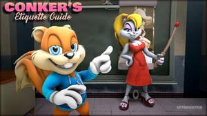 Conker's Etiquette Guide - Gender Sensitivity SFM