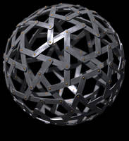 Rotegrity - 2v{1,1} Steel by TaffGoch