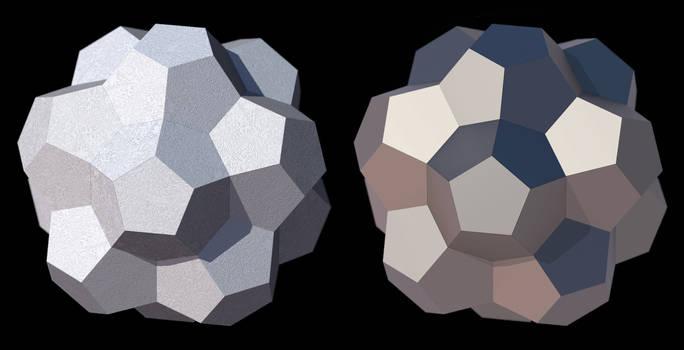 Truncated Triacontahedron