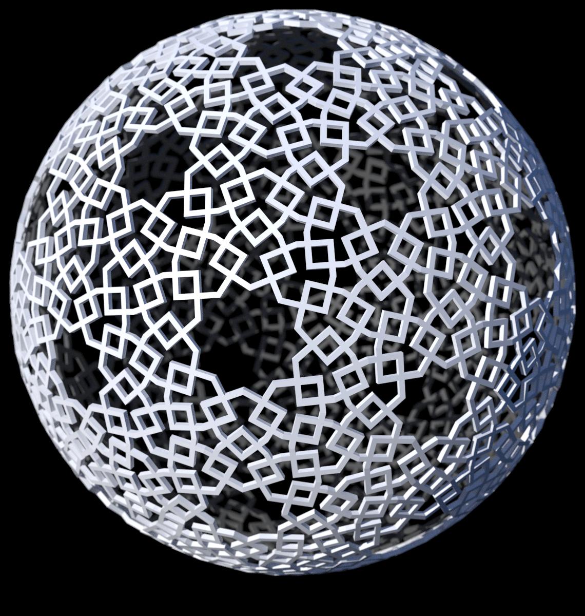 arabesque by taffgoch digital art 3 dimensional art objects other 2012 ... Easy Arabesque Art