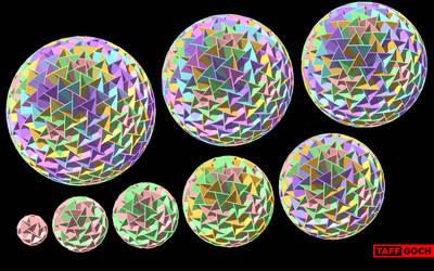 Nexorades pentagon scale - ARCS by TaffGoch