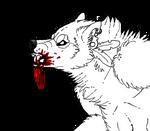 Free bloody werewolf lines