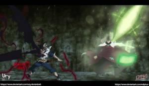 Black Clover Asta and Yuno
