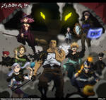 Black Clover #218 The Worst of the Worst