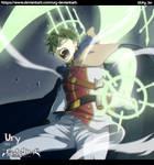 Black Clover #235 Yuno Rage