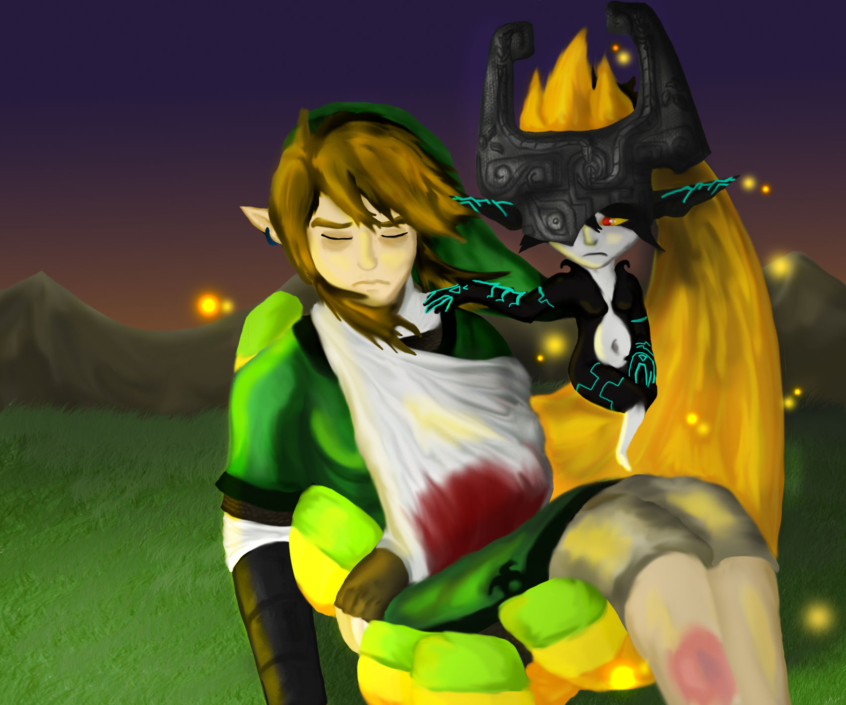 Pictures of Link And Zelda Have A Baby Fanfiction - #rock-cafe