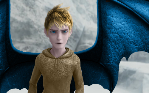 Show your foot to the world!: All about a frozen heart |Jack Frost Angry