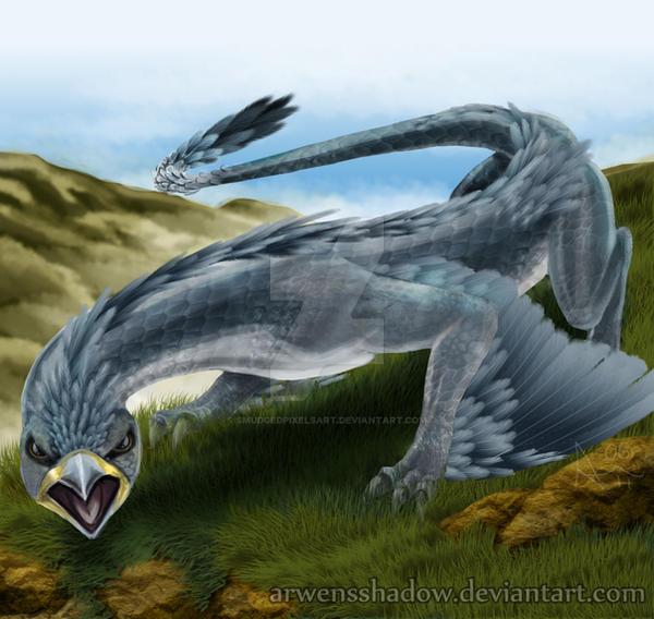 Silverthorn by SmudgedPixelsArt