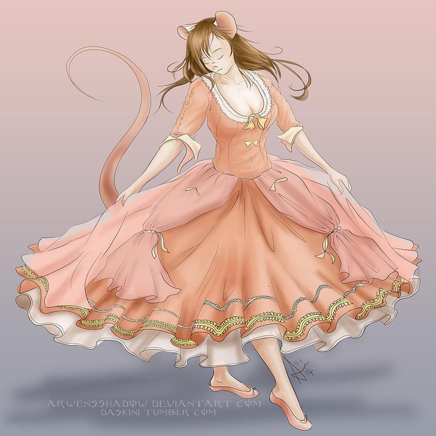 Arielle by SmudgedPixelsArt