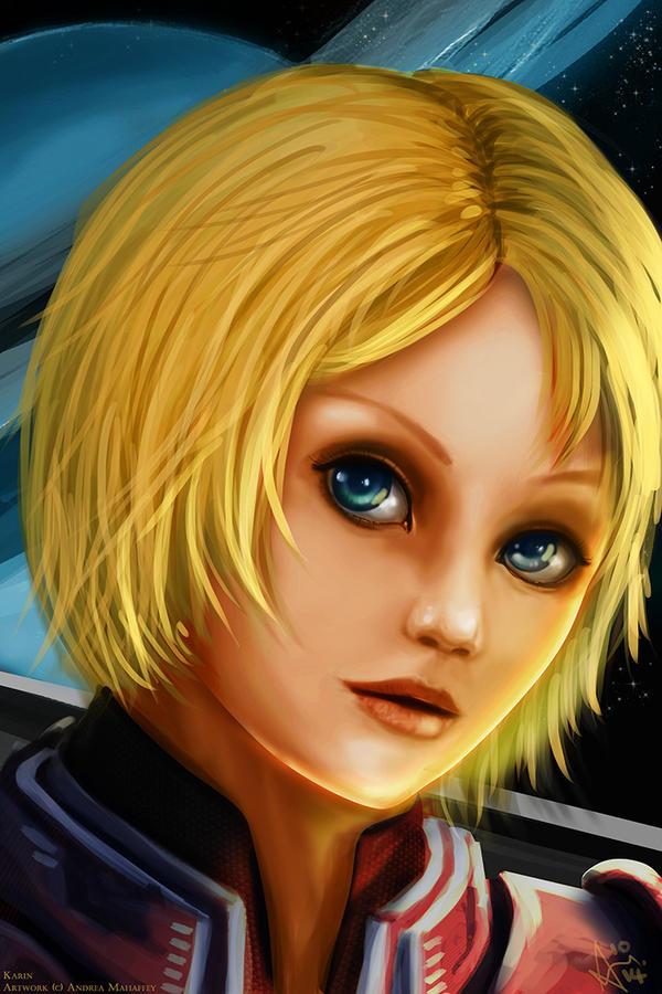 Karin by SmudgedPixelsArt