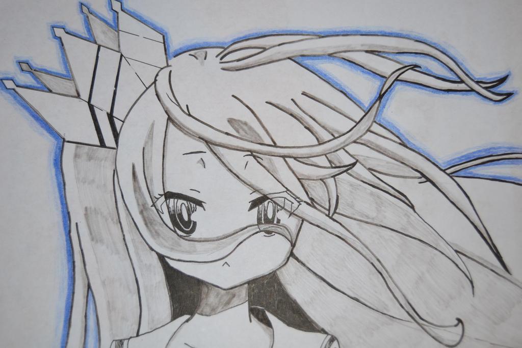 Shiro (No Game No Life) By Asahidesu On DeviantArt