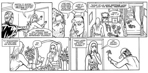 Carter's Column Ep37 inks/letters by MightyJonE