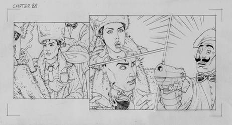 Carter's Column (pencils) Ep88 by MightyJonE