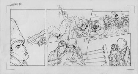Carter's Column (pencils) Ep89 by MightyJonE