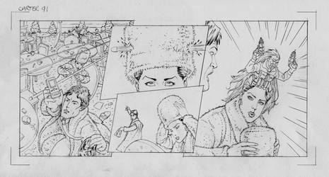 Carter's Column (pencils) Ep91 by MightyJonE