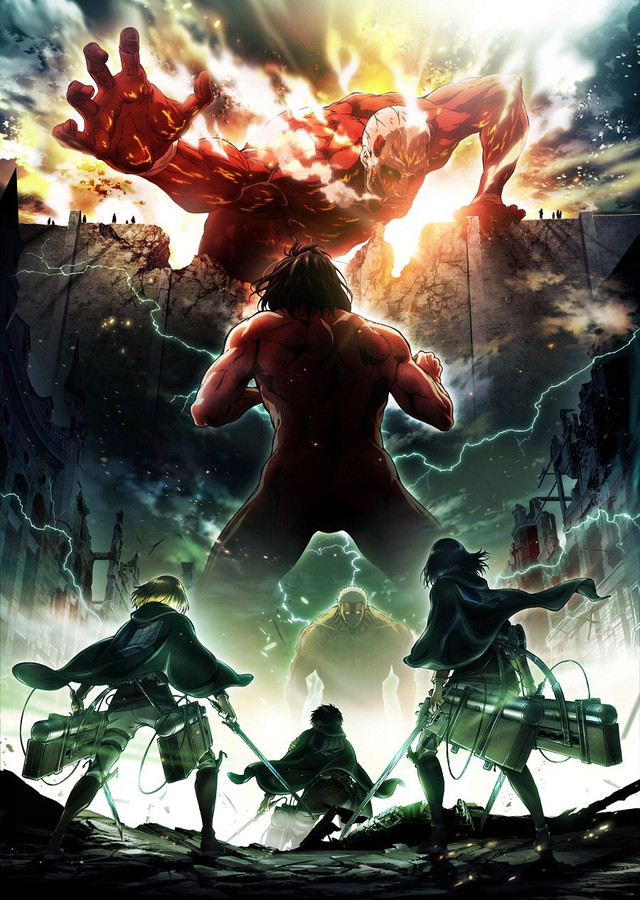 Attack On Titan Reiner And Bertholdt Vs Eren By Mada654 On Deviantart