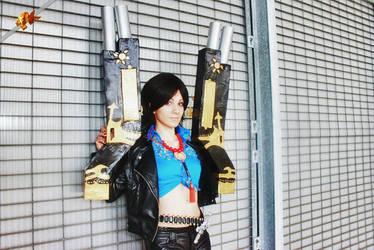 Portgas D. Ann Strong World,OP genderswap cosplay
