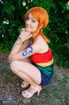 Nami Strong World, One Piece cosplay 2